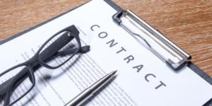 alteração no contrato de representação comercial